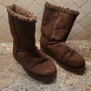 SO Winter Cozy Boots 7.5